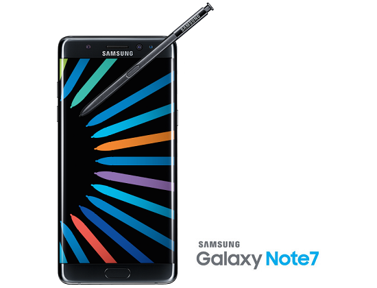 SAMSUNG GALAXY NOTE 7 OFICIAL
