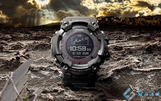 مراجعة ساعة Casio G-Shock GBD-H1000