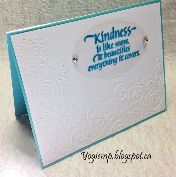 http://www.yogiemp.com/HP_cards/MiscChallenges/MiscChallenges2019/Sept19_TopFoldSnowflakeFlourish_ECDMerryChristmas_KindnessIsLikeSnow.html