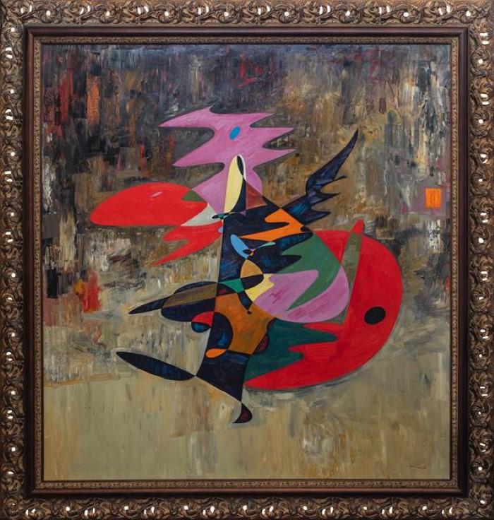 Художник эпохи Возрождения 21-го века