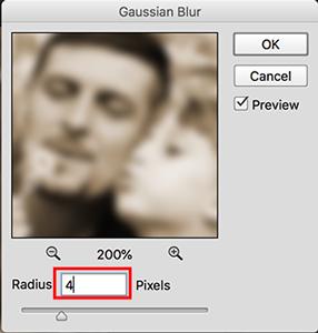 Membuat efek foto lama di photoshop