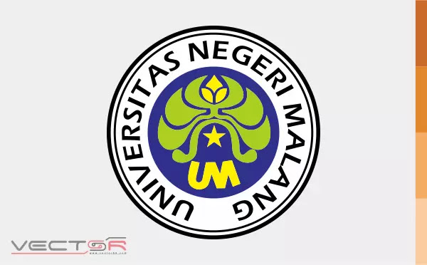 Logo UM (Universitas Negeri Malang) - Download Vector File AI (Adobe Illustrator)
