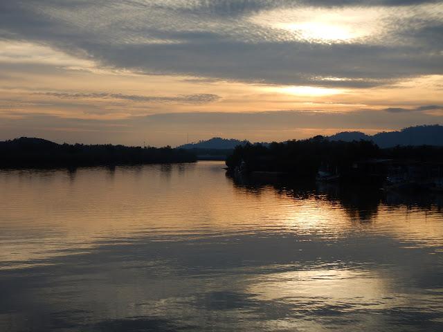 Trang,Kantang,river