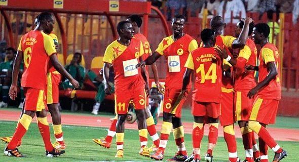 فريق المريخ السوداني يفوز على حساب الاهلي القطري 4-0