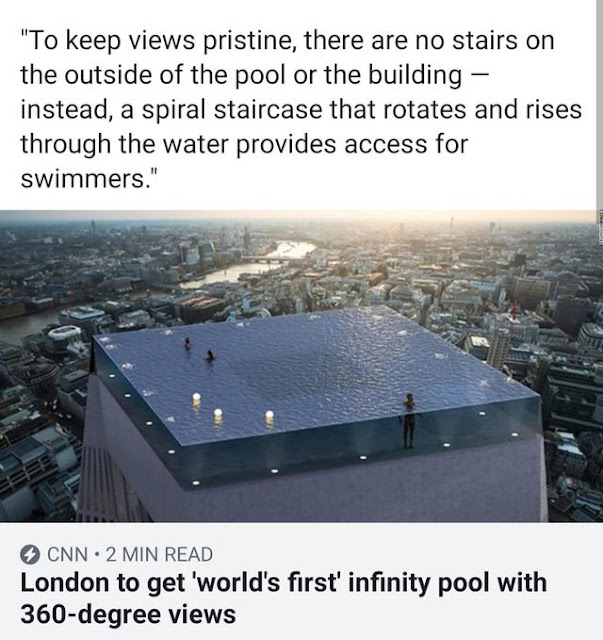 This is exactly how you kill off your Sims in the swimming pool