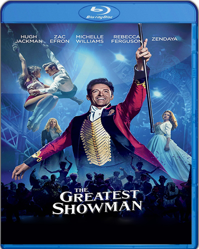 The Greatest Showman [2017] [BD25] [Latino]