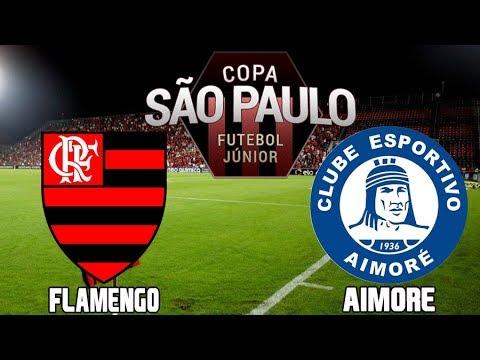 Assistir Flamengo x Aimoré ao vivo grátis em HD 06/01/2018