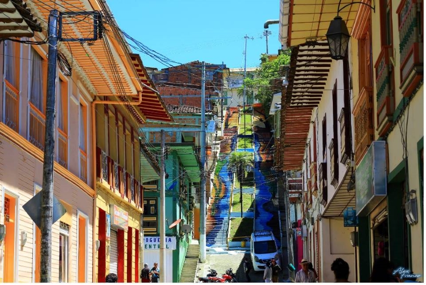 Calle de los Faroles
