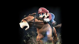 Mario Sports Superstars PC Wallpaper