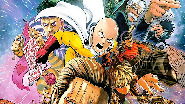 One-Punch Man en que manga continua el anime