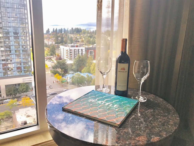 luxuryhotel, Bellevue WA, hotelreview, hyattregency