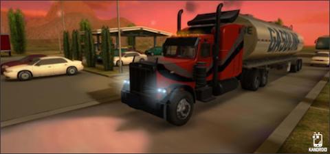 Truck Simulator 3D v2.1 Apk Mod [Dinheiro/Desbloqueado]