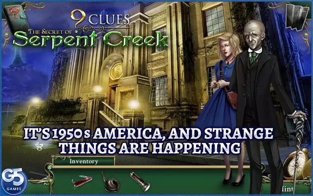 9 Clues: Serpent Creek Mod