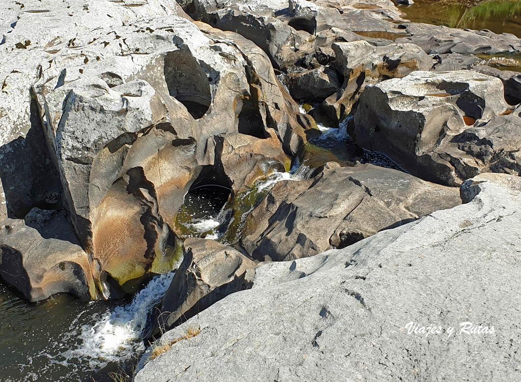 Pozo de los Humos, Masueco