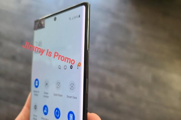 هذه هي الصور الحديثة المسربة لـ Samsung Galaxy Note 20 Ultra