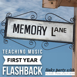 Mrs. Miracle's Music Room: Flashback to my first year as a music teacher!