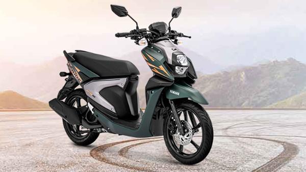 Warna Baru Yamaha X Ride 125 2019