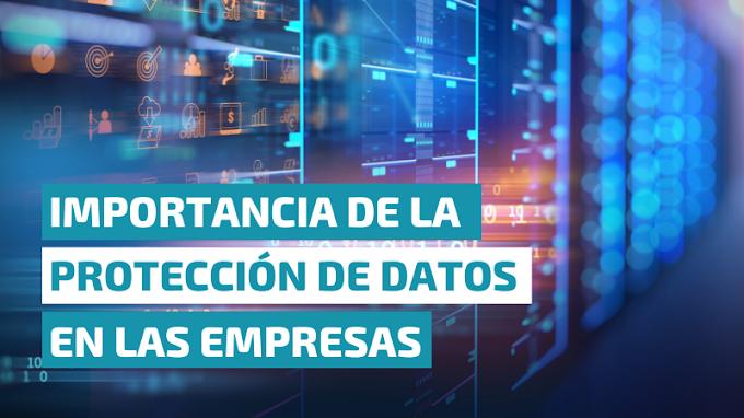 Importancia de la protección de datos en las empresas