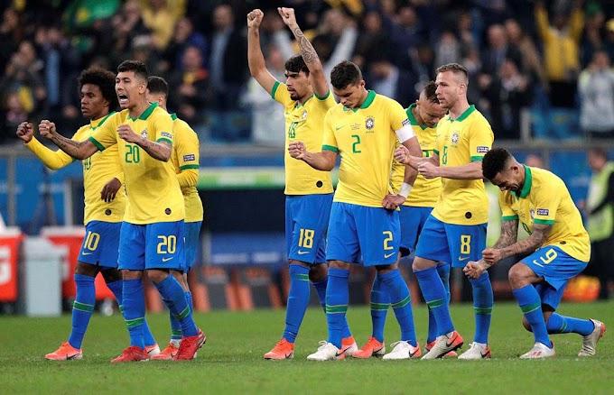 Brasil vence Paraguai nos pênaltis e está na semifinal da Copa América