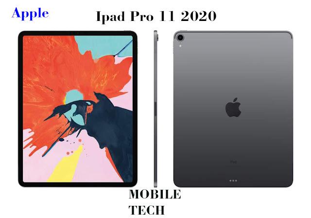 Apple ipad pro11 2020 | تعرمواصفات وسعر أبل آيباد برو 11 2020