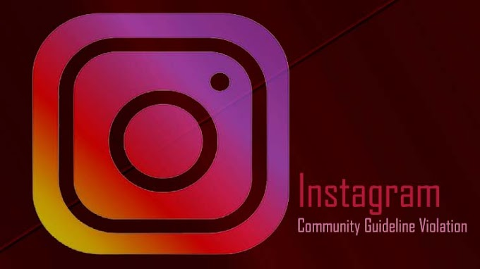 Instagram Community Guideline Violation | if this works, the account will be deleted. Instagram Warning