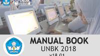 Download Manual Book UNBK Versi 18.01 Tahun 2018