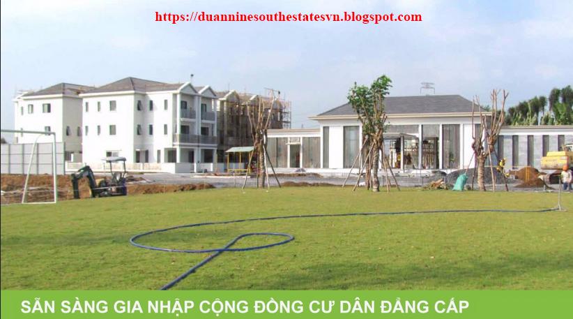 Tiến độ dự án Nine South Estates của chủ dự án VinaCapital