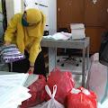 Diskominfo Soppeng Kumpulkan Pakaian Untuk Korban Banjir Masamba