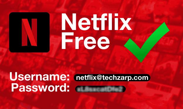 Free Netflix Premium Netflix Account 2020