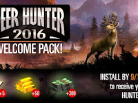 DEER HUNTER 2016 v2.3.1 Apk Mod (Unlimited Ammo) Terbaru
