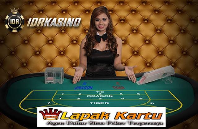 Tips Agar Menang Bermain Permainan Judi Dragon-Tiger di Casino Online