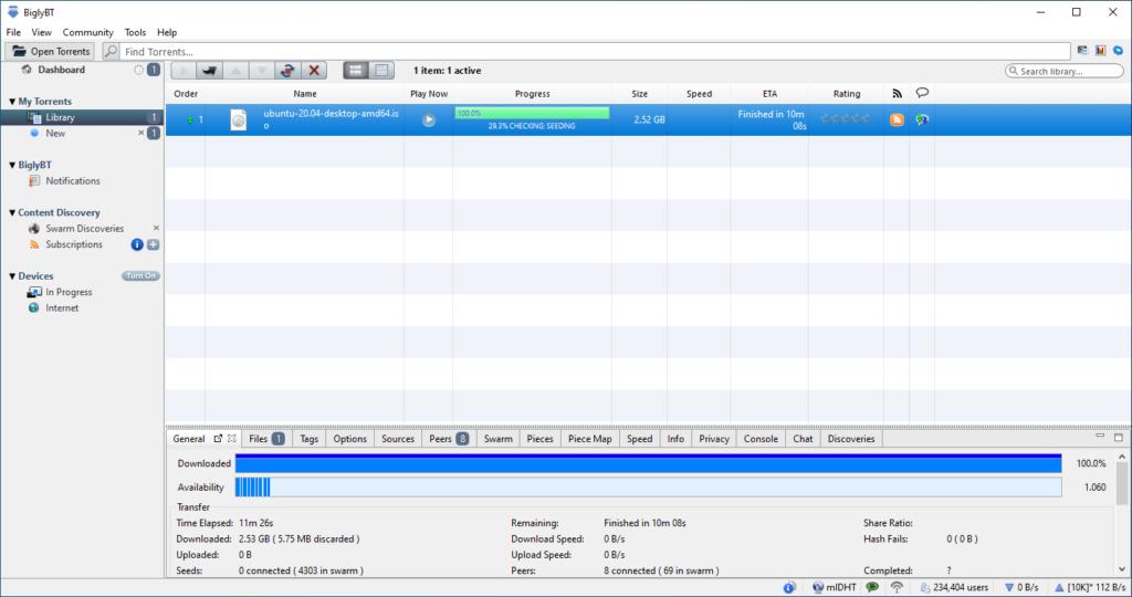 9 Situs Download File Torrent Terbaik BiglyBT