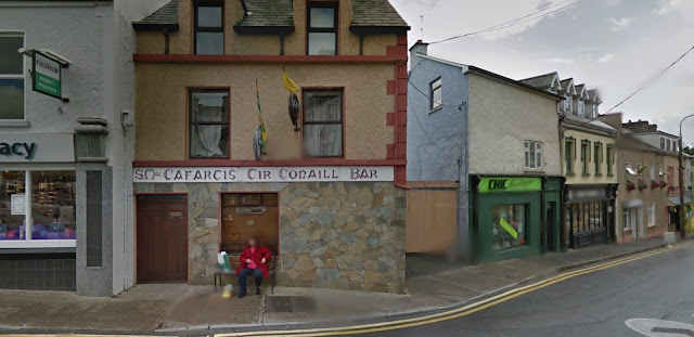 Mc Caferty's Pub Donegal