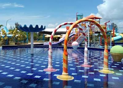 pasir padi bay waterpark