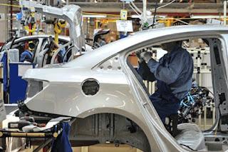 La producción de vehículos en España cayó un 5% en el primer semestre