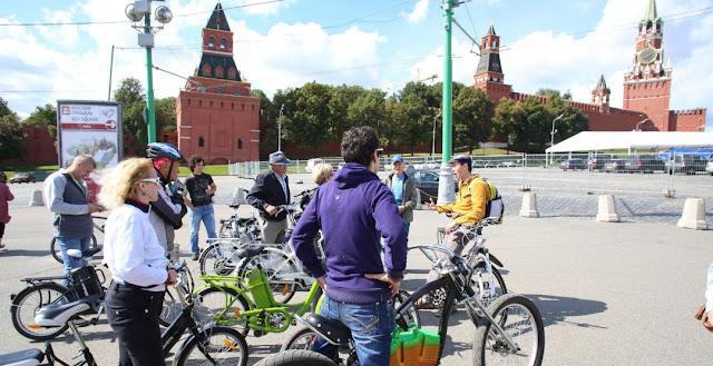 В Москве появятся станции проката электровелосипедов