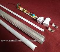LED Light Manufacture and Marketing Business Idea - Led Tube Light Kit