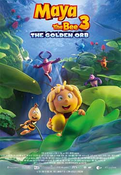 Maya the Bee 3: The Golden Orb (2021)