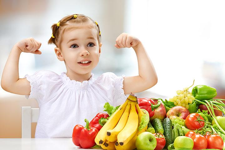 Konsumsi Makanan Sehat penting bagi kesehatan tubuh