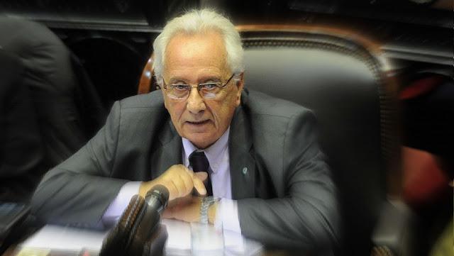 Declaraciones de Héctor Recalde acerca de la detención de Amado Boudou