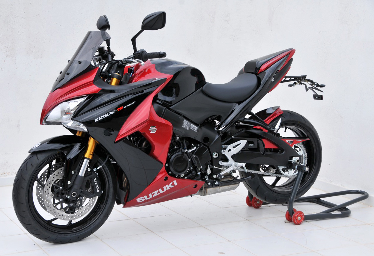 ermax items for suzuki gsx s 1000 f 2015 ermax. Black Bedroom Furniture Sets. Home Design Ideas