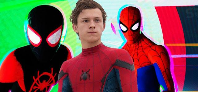 """'Homem-Aranha: No AranhaVerso': Sony achou que incluir uma versão live-action do herói no filme ficaria """"estranho"""""""