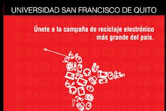 CAMPAÑA ANUAL DE RECICLAJE ELECTRÓNICO