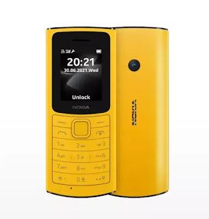 Nokia 110 4G-Phone-सबसे सस्ता मोबाइल फोन 4जी -2021