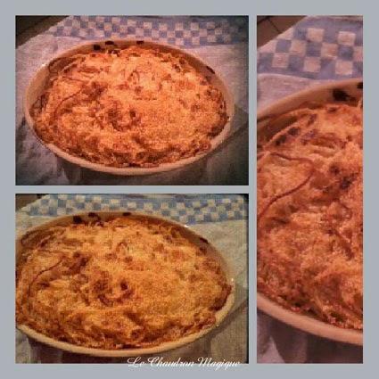 http://lechaudronmagique.blogspot.fr/2014/10/gratin-de-pates-au-gorgonzola.html