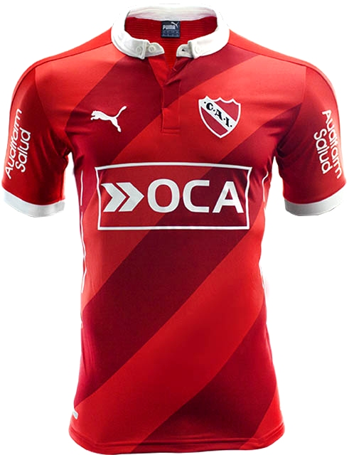 Puma divulga nova camisa titular do Independiente da Argentina ... 29a2b55b5815a
