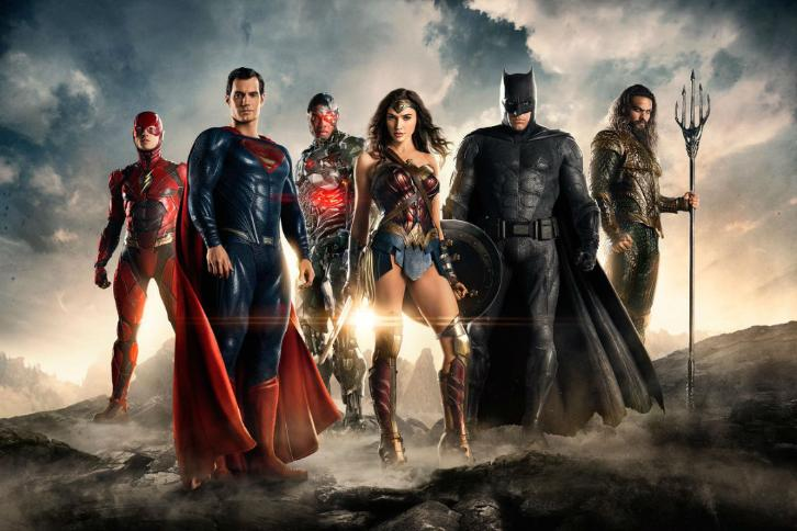 MOVIES: Justice League - News Roundup *Updated 25th March 2017*