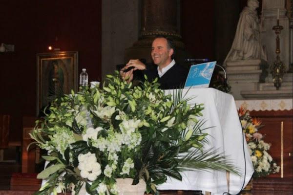 Esteban Arce dice que la Virgen María se le apareció en una ocasión.