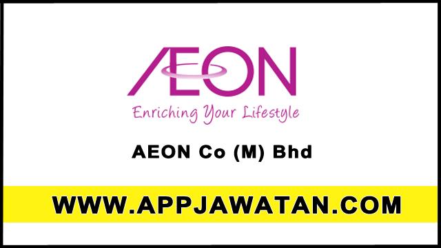 logo AEON Co (M) Bhd