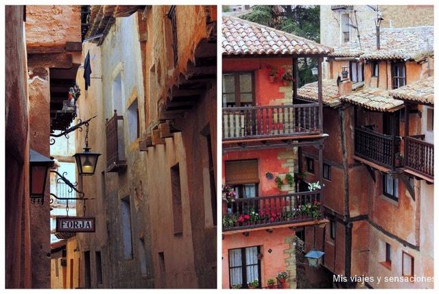 Conjunto Histórico-Artístico de Albarracín, Teruel, Aragón
